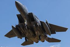 F-15 Eagle (@toonaew) Tags: f15 eagle usaf lakenheath boeing