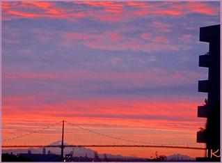 Early Sunrise Over Mount Baker ...