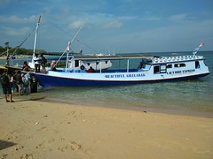 Kapal Private 25 Orang (Explore Madura) Tags: kapal jelajah madura sumenep opentrip private perahu gililabak giligenting