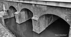 Railway bridge, 7-7-2018 (kees.stoof) Tags: railway bridge spoorbrug amsterdam centrum haarlemmer houttuinen tussen de bogen
