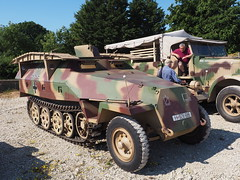 SdKfz 251 (Megashorts) Tags: halftrack sdkfz251 german axis ww2 wwii hanomag olympus omd em10 mzd 1240mm f28 pro war military armoured armour armor armored fighting bovington bovingtontankmuseum tankmuseum bovingtonmuseum museum thetankmuseum england dorset uk tankfest 2018 tankfest2018 show em10mk2 em10mkii friday tank