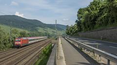Intercity nach Münster (TGr_79) Tags: rhein 101 locomotive train germany deutschland