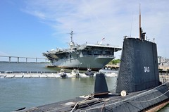 2018 05 04 216 USS Yorktown (Mark Baker.) Tags: 2018 america baker cv10 carolina charleston mark may sc south us usa uss aircraft carrier day outdoor photo photograph picsmark spring states united yorktown outside
