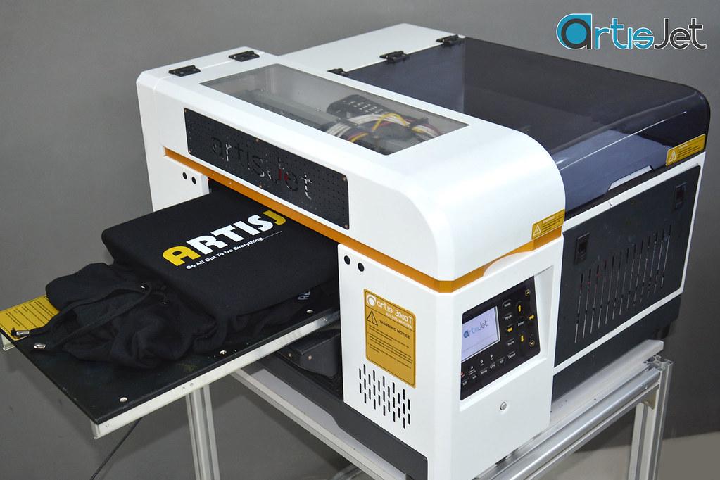 Textile Printing Print Samples