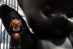 Bero Bero. (Nicholas Fung) Tags: toy toys sofubi softvinyl softvinyltoys madeinjapan japanesetoys japanesevinyl japan japanese realxhead realhead morikatsura berobero kewpie リアルヘッド 真頭玩具 ソフビ