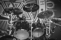 Schammasch @ Hellfest 2018, Clisson | 22/06/2018 (Philippe Bareille) Tags: schammasch blackmetal swiss hellfest hellfest2018 clisson france templestage 2018 music live livemusic festival openair openairfestival show concert gig stage band rock rockband metal heavymetal canon eos 6d canoneos6d musicwavesfr musicwaves musician baw drummer drums monochrome blackwhite bw nb