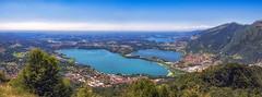 I laghi Briantei (Fil.ippo) Tags: lagodiannone lagodipusiano lagodialserio lago lake water brianza briantei lombardia lombardy lecco milano landscape panorama paesaggio d5000 nikon montebarro