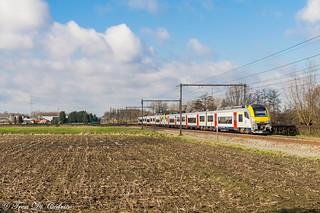 NMBS MR 08586  Destelbergen