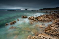 Cruit Island crashing waves (ClassicAngles) Tags: countydonegal ireland ie longexposure cruitisland aranmore owey island polariser water wildatlanticway