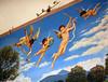 Cherubs on a church wall in Mascota, Mexico (albatz) Tags: mural wall cherubs painting church mascota mexico