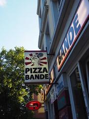 Pizza Bande (schroettner) Tags: hamburg germany deutschland pizzabande veganpizza pizza