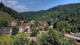 Schönmünzach im Nordschwarzwald