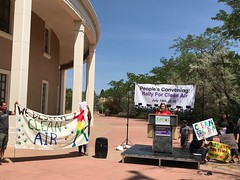 People's Convening: Rally for Clean Air