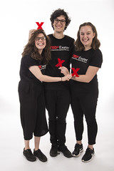 Chloe Galt, Laura Hadden and friend in the TEDxExeter 2018 Photo Booth (TEDxExeter) Tags: tedxexeter exeter tedx tedtalks ted audience tedxevent speakers talks exeternorthcott northcotttheatre devon crowd inspiring exetercity tedxexeter2017 photoboth photobooth portrait portraitphotography exeterschoolofart england eng