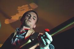 IMG_9043 (stephanie andreana) Tags: ought oughtband oughtmusic music band show concert brooklyn bk markethotel venue bushwick play fun experiment diy create inspire noflash digital drums keys bass sing mic
