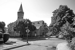 Historic St Andrew's Church ( in black & white) (Adventure George) Tags: acdseephotostudio americanhistory architecture blackwhite blackandwhite blackandwhiteimaging building christian church churchandsociety churchbuilding city cityofrochesterlandmark colorimaging community hdr highdynamicrangeimage historicamericanbuilding historicbuilding historicdistrict history houseofworship july landmark monochrome monochromephotography monroecounty nationalregisterofhistoricplaces neighborhood newyorkstate nikond750 photogeorge photoshoot photomatixpro religion religionandculture rochester southwedge unitedstates unitedstatesofamerica upstatenewyork urban urbancolor urbanscene us usa westernnewyork newyork