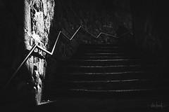 I (RuiFAFerreira) Tags: dark underexposed black white project canon conceptual