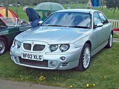 659 MG ZT+ (2002) (robertknight16) Tags: mg british 2000s zt bl rover alrewas bf02xlg