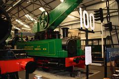 2127 Bo'ness & Kinneil Railway 190518 (Dan86401) Tags: 2127 andrewbarclay 040 040ct steamengine cranetank bkr bonesskinneilrailway