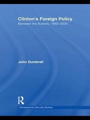 Clinton's Foreign Policy (Boekshop.net) Tags: clinton foreign policy john dumbrell ebook bestseller free giveaway boekenwurm ebookshop schrijvers boek lezen lezenisleuk goedkoop webwinkel