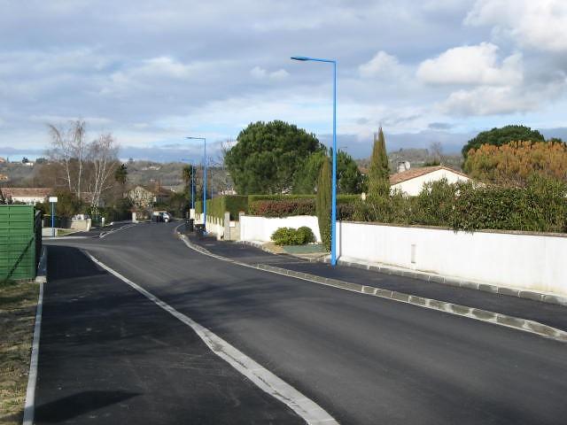 Travaux rue Lacarrerotte
