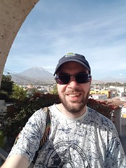 20180616_143716 (RobertSettle) Tags: holiday peru southamerica whitecity architecture buildings arequipa