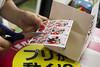 Release the photos! (roboppy) Tags: japan tokyo arcade taitostation shinjuku printclub purikura taito mochan motoyo jo robyn kare