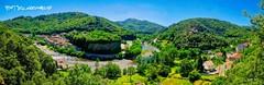 P1070061 (Denis-07) Tags: auvergne ardéche 07 village castle pontdelabeaume rhônealpes france paysage landscape