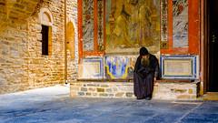 Moni Stavronikita, Mount Athos, Macedonia, Greece (Ioannisdg) Tags: ioannisdg greece macedonia agionoros mountathos flickr stavronikitamonastery monistavronikita gr ithinkthisisart