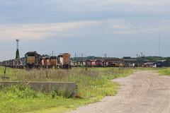 NREX 2709 (CC 8039) Tags: nrex nre sp up stlh cn bnsf bn atsf cr conrail trains sd402 sd40 sd45 sd45t2 sd40t2 c307 b307 b398 gmd1 gp7 gp9 silvis illinois