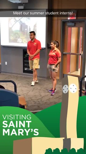 Video - summer student interns 3