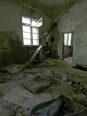 P1230926 (businessofferrets) Tags: urbanexploration urbex soviet lenin hausderoffiziere