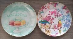 Macarons (Bia Daher) Tags: artesanato decoração macarons flores pássaros