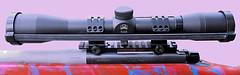 MOUNT (Guyser1) Tags: riflescope rifle benchrestrifle westyellowstone canonpowershots95 pointandshoot