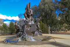 The Royal Australian Navy Memorial (naemickpics.com) Tags: 2018 australian war memorial naemickpicscom lest we forget canberra naemickpics australia lestweforget australianwarmemorial parkes australiancapitalterritory au visitact awm ww1 ww2 soldier airman seaman