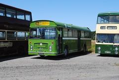 (Preserved) Crosville SRG196 HFM196J (Alan Sansbury) Tags: nationalbuscompany