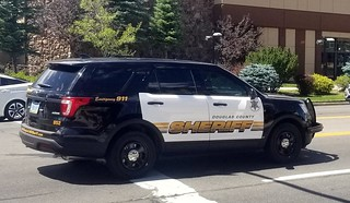 Douglas County Sheriff Ford Interceptor Utility