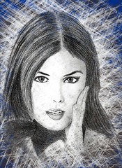 Sara Tommasi portrait 0001 (Poli Maurizio) Tags: woman girl female sketch portrait drawing drawingportrait abstractportrait digitalportrait actress actor celebrity hollywood pencil coloredpencil pencilportrait freehand fine art sky blackandwhite color beauty water hair artist disegno ritratto schizzo manolibera occhi chiaroscuro matita dibujos fantasy fantastic facebook twitter linkedin pinterest instagram tumblr bouchac indoor outdoor italy baby sicily ocean sea sun snow clouds man barocco illustrazione naturalism background bed concept grey conceptart atmosferic watercolor technique surrealism 3dweddingpartyfamilytravelfriendsjapanvacationlondonbeachcaliforniabirthdaytripnycsummernatureitalyfrancemeparisartflowerssanfranciscoeuropechinaflowernewyorkwaterpeoplemusiccameraphone 3daustraliachristmasusaskygermanynewcanadanightcatholidayparkbwdogfoodsnowbabysunsetcitychicagospaintaiwanjulybluetokyoenglandmexicowinterportraitgreenred 3dpolimaurizioartworkredfunindiaarchitecturegardenmacrospringthailandukseattlefestivalconcertcanonhouseberlinhawaiistreetlakezoofloridajunemaywhitevancouverkidstreecloudstorontobarcelonageotaggedhome 3dbwbwdigitalseadaytexasscotlandcarlighthalloweencampingchurchanimalstreeswashingtonrivernikonaprilbostongirlirelandgraffitiamsterdamrocklandscapeblackandwhitecatsnewyorkcitysanromeroadtripurbanhoneymoonocean 3dwatercolorsnewzealandmarchblackmuseumyorkhikingislandmountainsyellowsydneysunhongkongshowgraduationcolorfilmmountainanimallosangelesschoolmoblogphotodogs 3dartdesigndisegnosiciliacalabriabasilicatacampaniamarcheabruzzomoliselaziotoscanaemiliaromagnalombardiavenetofriuliveneziagiuliapiemontevalledaostaliguriatrentinoaltoadigepuglia 3dlandscapepaesaggiolunasolemarenuvolecittàtramontoalbamontagnecollinenebbialuceautomobilearredamentointerniesterninaturamortacieloragazzadonnauomobambinofruttabarca 3dcanigattirinascimentomodelbarocconaturalismomattepaintingfuturismoastrattismocubismosurrealismorealismoiperealismoclassicismorococomanierismoromanticismoimpressionismogiocovirtualepescefishlightnightdayeyeslipslegskeybridg 3dconceptartvirtualenvironmentdesigndisegnoconcettualeschizzocaratteristicocharacteridolopaesaggiolandscapeactoractressgamescreenfilmsfondoarchitetturachiesagrottacyancloud