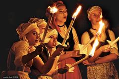 Torxes* (Enllasez - Enric LLaó) Tags: les festes festa foc fondonegro valdaran valledearan valldaran