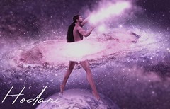 Hodari V1 (Hodari Hathor) Tags: secondlife mesh sl slavi slblogger homage arianagrande godisawoman photoshop galatic power mystical fantasy energy positive fashion