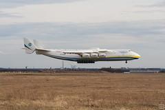 UR-82060 / Antonov An-225 / @ LEJ / 2018-04-03 (astrofreak81) Tags: antonovan225 antonov an 225 an225 ur82060 mriya lej plane aircraft leipzig