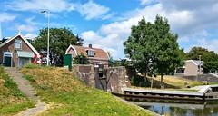 Overtoomse Sluis (Peter ( phonepics only) Eijkman) Tags: zaandam zaanstad zaan zaanstreekwaterland nederland netherlands nederlandse noordholland holland