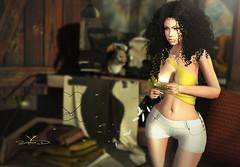 # ♥544 (sophieso.demonia) Tags: vanity hair tres chic event astralia hu ultra hive dust epiphany