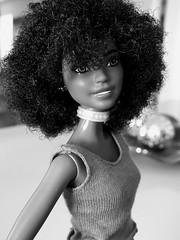 (zadolls) Tags: barbie collector playline black aa 2018 fashionista fashion reroot model