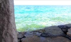 ⛵ (__jo_) Tags: greece greeksummer greek hellas volos village vacation blue green colors color colours colour seaside sea sealife beach beachlife summer summervibes