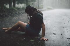 you paint me a blue sky then go back and turn it to rain (wingardium leviosa.) Tags: girl self portrait rain cold thunderstorm outside selfportrait rainy canon 5d 5dmarkiii 50mm 50mmf14 taylorswift vintage film lookslikefilm storm rainstorm