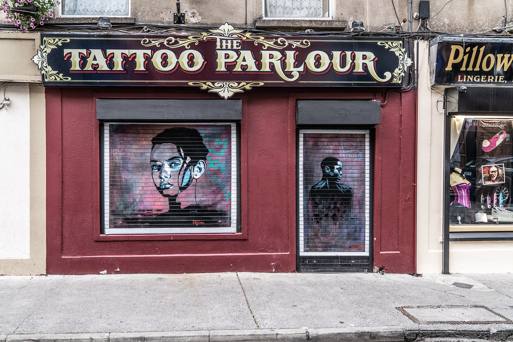 EXAMPLES OF STREET ART [URBAN CULTURE IN WATERFORD CITY]-142300
