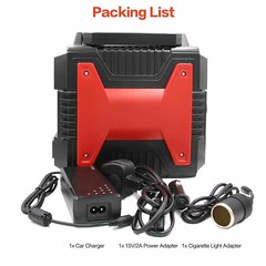 Ankai Tech Triple DC Output 180W Multi-function Camping Power station for Outdoor (Auto-Jump-Starter-Manufacturer) Tags: portable jump starter manufacturer automotive battery booster power pack supplier best manufacturersupplier car 12v 24v for suvs heavyduty pickup trucks private label oem factory batterie portative