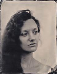 Tiphaine (Troisième type) Tags: portrait collodion collodionhumide wetplate busch pressman 4x5 lelabodutroisieme