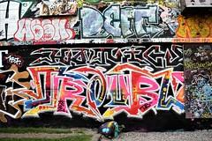 Graffiti (zoe sarim) Tags: germany hamburg graffiti
